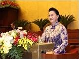 Khai mạc Kỳ họp thứ 11, Quốc hội khóa XIV