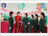 Công tác vì sự tiến bộ của phụ nữ và bình đẳng giới trong Quân đội