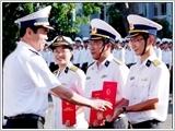 Xây dựng Học viện Hải quân hiện đại, ngang tầm nhiệm vụ