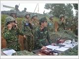 """Sư đoàn 316 xây dựng đơn vị vững mạnh toàn diện """"mẫu mực, tiêu biểu"""""""