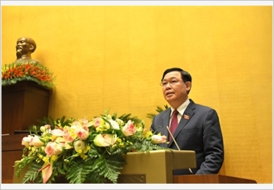 Bế mạc Kỳ họp thứ 11 - Kỳ họp cuối cùng của Quốc hội khóa XIV