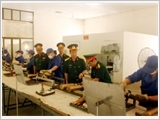 Làm theo lời Bác, Kho K822 tập trung nâng cao chất lượng công tác kỹ thuật