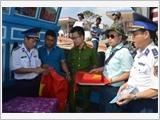 Vùng Cảnh sát biển 2 đồng hành với ngư dân