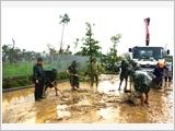 Sư đoàn 968 chủ động ứng phó với các tình huống an ninh phi truyền thống