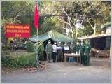 Bộ đội Biên phòng tỉnh Đồng Tháp xây dựng thế trận biên phòng toàn dân vững chắc