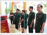 Đảng ủy Quân sự tỉnh Phú Thọ lãnh đạo nhiệm vụ quốc phòng, quân sự