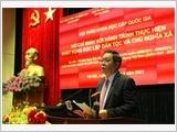 Con đường Hồ Chí Minh - Con đường cách mạng của Đảng và dân tộc ta
