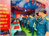 Sư đoàn Phòng không 367 nâng cao tinh thần cảnh giác, sức mạnh chiến đấu, quản lý, bảo vệ vững chắc vùng trời phía Nam Tổ quốc