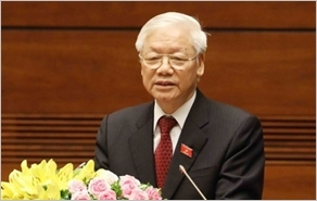 Lời kêu gọi gửi đồng bào, đồng chí, chiến sĩ cả nước và đồng bào ta ở nước ngoài của Tổng Bí thư Nguyễn Phú Trọng
