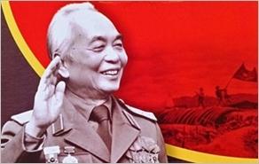 Đại tướng Võ Nguyên Giáp - nhà chính trị, quân sự xuất sắc của thời đại Hồ Chí Minh