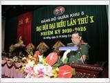 Đảng bộ Quân khu 5 lãnh đạo thực hiện nhiệm vụ quân sự, quốc phòng
