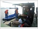 Vùng Cảnh sát biển 1 nâng cao hiệu quả đấu tranh chống buôn lậu, gian lận thương mại