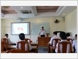 Trung tâm Đào tạo và Bồi dưỡng nghiệp vụ Cảnh sát biển nâng cao chất lượng công tác giáo dục chính trị