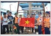 Cảnh sát biển đẩy mạnh thực hiện Kết luận số 01-KL/TW của Bộ Chính trị (khóa XIII)