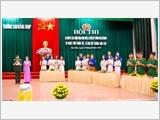 Học tập và làm theo tư tưởng, đạo đức, phong cách Hồ Chí Minh ở Trường Cao đẳng Công nghiệp quốc phòng