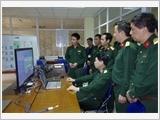 Trung tâm Kỹ thuật Thông tin Công nghệ cao đẩy mạnh nghiên cứu khoa học, làm chủ trang bị kỹ thuật