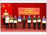 Huyện Yên Bình xây dựng khu vực phòng thủ vững chắc