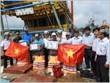 Phát huy truyền thống Đoàn tàu không số, Lữ đoàn 125 tập trung xây dựng vững mạnh, hiện đại