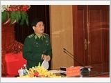 Border Guard's implementation of Party building in line with 4th Party Central Resolution (12th tenure)