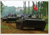 On enhancing maneuverability of infantry division