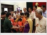 Bộ Quốc phòng gặp mặt Đoàn đại biểu Người có công với cách mạng tỉnh Bạc Liêu