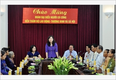 Ministry of Labor – Invalids and Social Affairs strengthens defense work