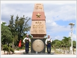 Truong Sa Brigade stands firmly on the Homeland's front-line islands