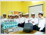 Naval Technical Institute promotes scientific research