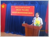 Ngoc Hien District promotes socio-economic development associated with defense and security consolidation