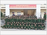 Defense and security education for students at Sao Do University