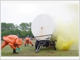 Chemical Corps enhances its capability of Agent Orange/Dioxin decontamination