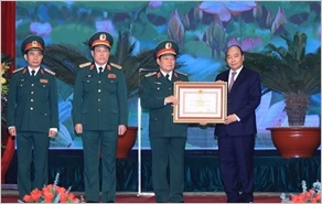 Grand ceremony marks 75th anniversary of Vietnam People's Army