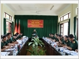 Solutions to improve the political presiding capacity for brigade and regiment commissars