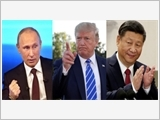 U.S.-Russia-China relations and impacts on regional security
