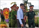 Quang Tri armed forces implement policies regarding welfare of military families