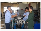 Effectiveness in vocational training at the Vocational College No.4