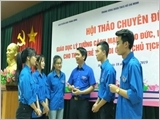 Promoting the role of Ho Chi Minh Communist Youth Union in today's Party building work