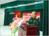 Quynh Phu District enhances defence and security education