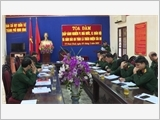 Legal education and discipline management of Ninh Binh provincial armed forces