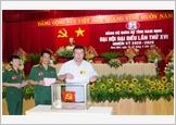 Nam Dinh Provincial Armed Forces act as the core in performing the defence and military work