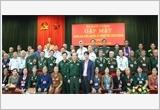Bộ Quốc phòng gặp mặt Đoàn đại biểu Người có công với cách mạng tỉnh Kon Tum