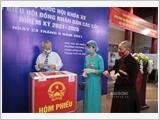 Elections in Vietnam are democratic and progressive