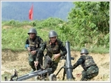 """Promoting tradition, building the Artillery Corps """"revolutionary, regular, elite, and increasingly modern"""""""