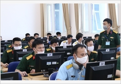 Innovating and improving the quality of education and training in military schools