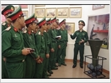 MR4 armed forces improve the quality of political education