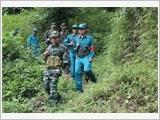 Lạng Sơn xây dựng lực lượng vũ trang vững mạnh