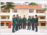 Trường Quân sự Quân khu 4 thực hiện tốt công tác giáo dục quốc phòng và an ninh