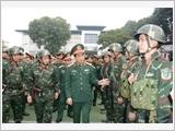 Tập trung lãnh đạo, chỉ đạo, triển khai đồng bộ, toàn diện nhiệm vụ quân sự, quốc phòng năm 2021