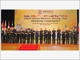 第二届东盟国防部长扩大会议及越南对其所作出的贡献