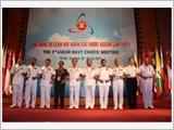 海军军种加强现代化建设,坚决捍卫祖国领海主权
